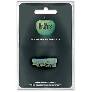 The Beatles mini pin - Magical Mystery Tour Bus