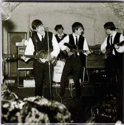 The Beatles magneet 'Live at the Cavern'