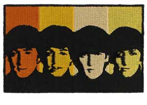 The Beatles patch 'Heads in bands'