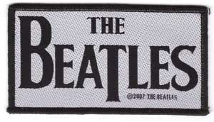 The Beatles patch 'Logo'