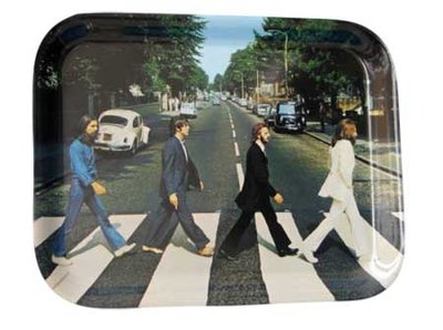 The Beatles dienblad 'Abbey Road'