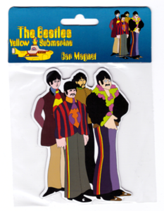 The Beatles magneet 'Yellow Submarine'