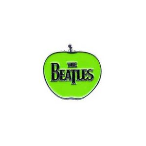 The Beatles pin 'Apple logo'