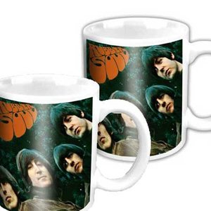 The Beatles mini mok 'Rubber Soul' (2 stuks)