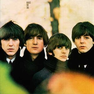The Beatles wenskaart 'Beatles For Sale'