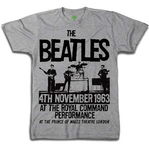 The Beatles T-Shirt 'Prince of Wales Theatre - kids'