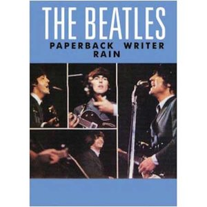 The Beatles magneet 'Paperback writer'