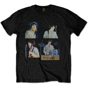The Beatles T-Shirt 'Shea Stadium Shots'