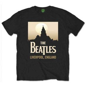 The Beatles T-Shirt 'Liverpool, England'