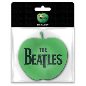 The Beatles magneet 'Apple logo'